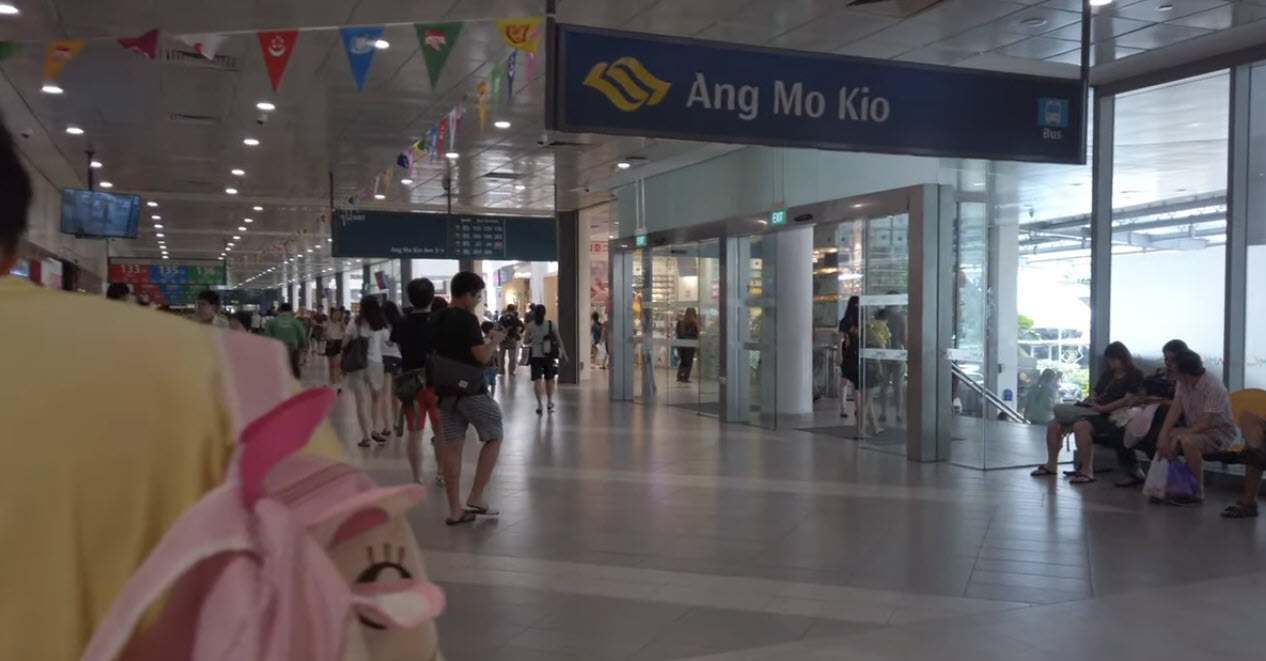 Belgravia Ace Location at Ang Mo Kio Hub Tong Eng Group